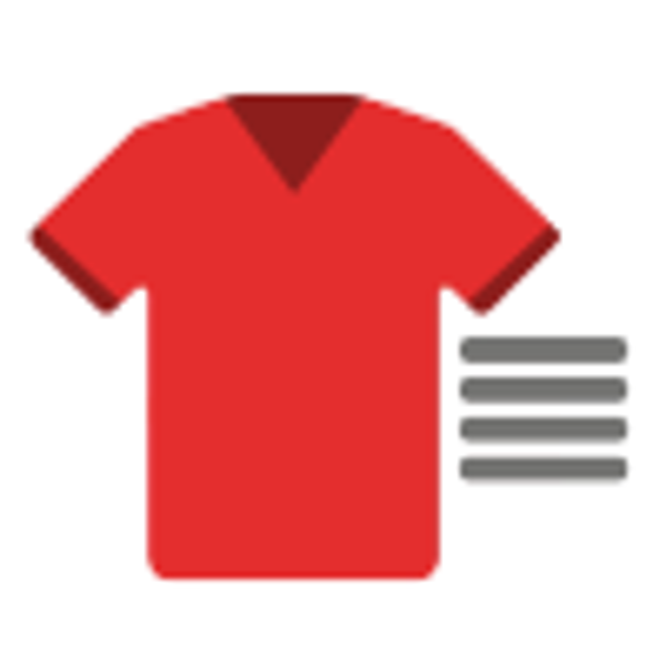 Описание остатков одежды