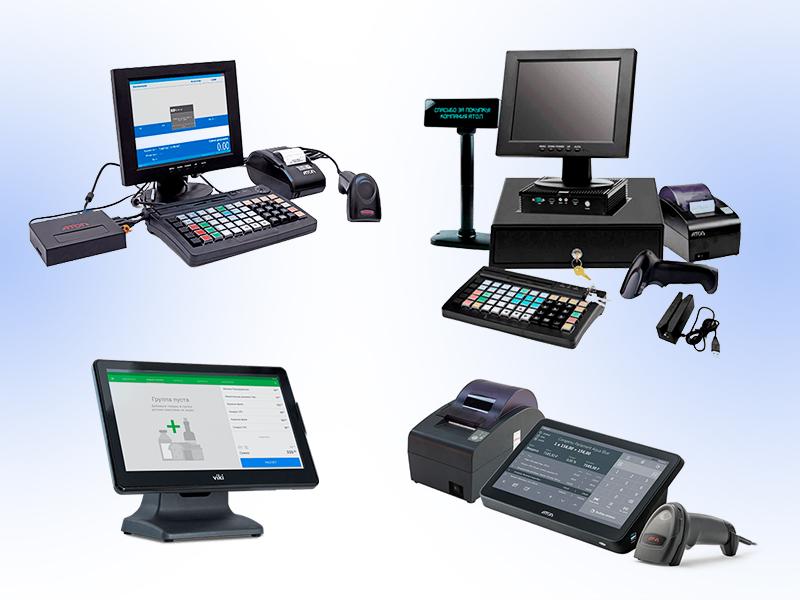 POS система — обзор популярных комплектов