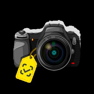 Маркировка остатков фотоаппаратов ламп вспышек