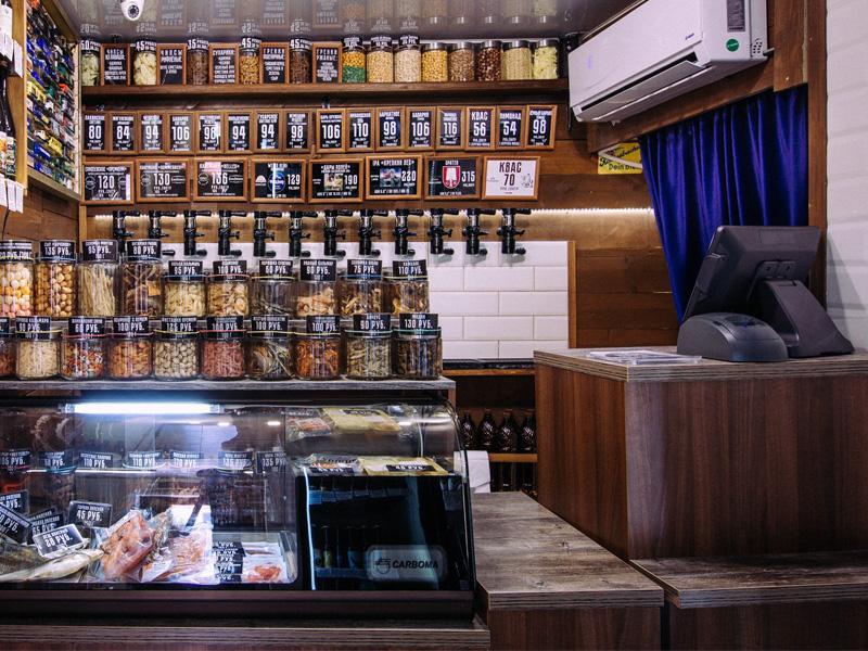 Открытие магазина разливного пива – бизнес план