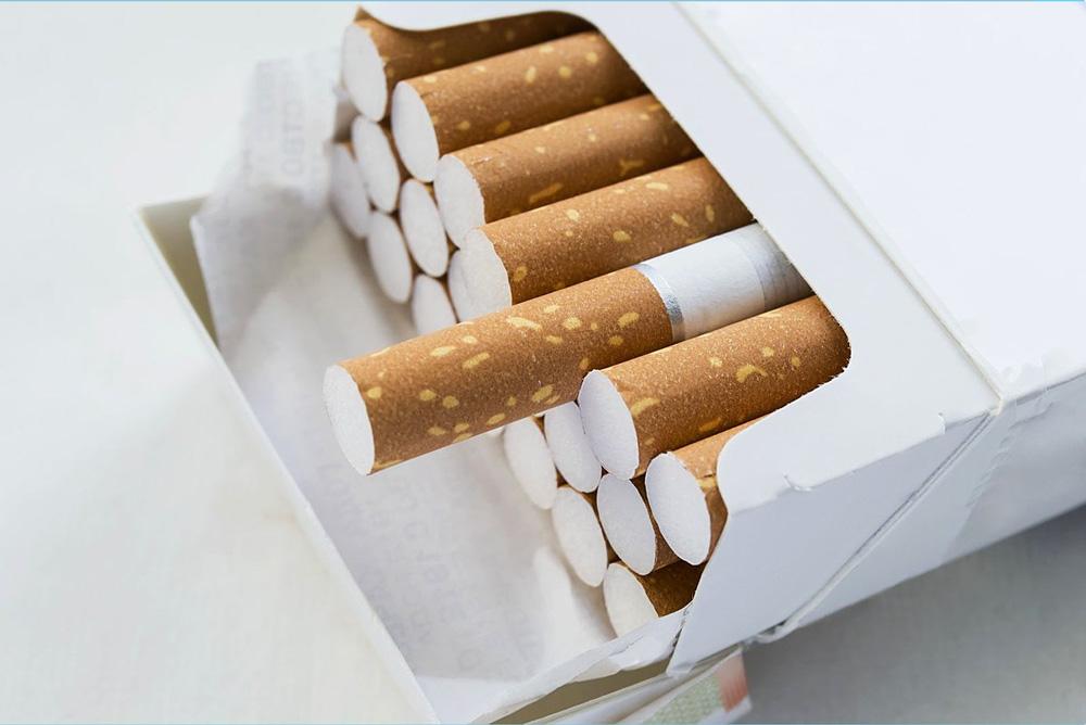 маркировка сигарет табака