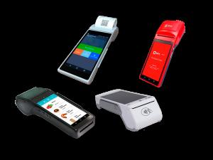 Кассовые аппараты с терминалом для банковских карт