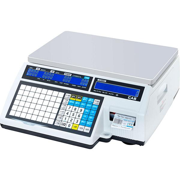 Весы CAS CL5000J-IB