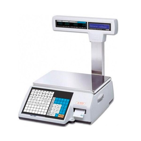 Весы CAS CL5000-P