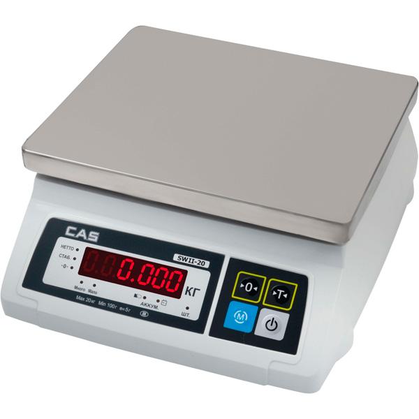 Весы CAS SW-II