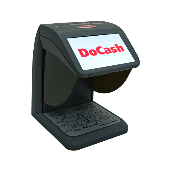 Универсальный детектор DoCash Mini IR/UV/AS