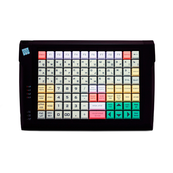 Программируемая клавиатура POSUA LPOS-096-Mxx